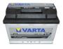 [Autobatéria VARTA BLACK dynamic 12V 70Ah 640A ľavá (570409064)]