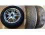 """[Použité hliníkové disky RONAL R15"""" 4ks + Jazdené pneumatiky SAVA INTENSA 205/60/15 4ks]"""